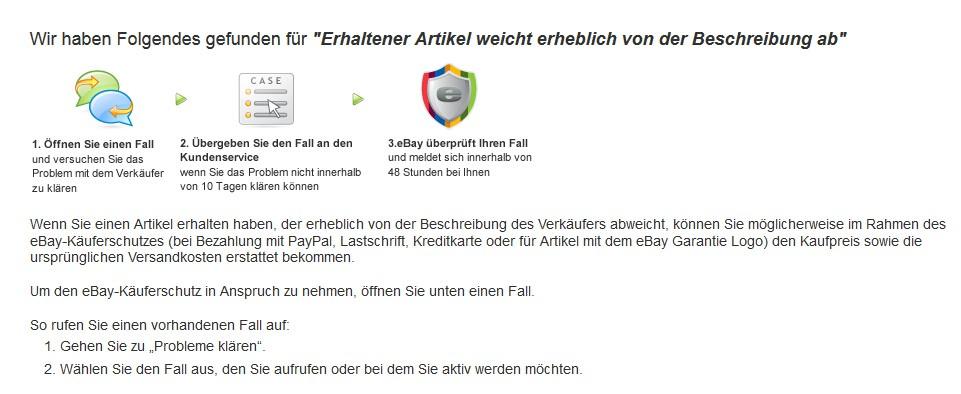 einzelheiten zum kauf aufrufen ebay